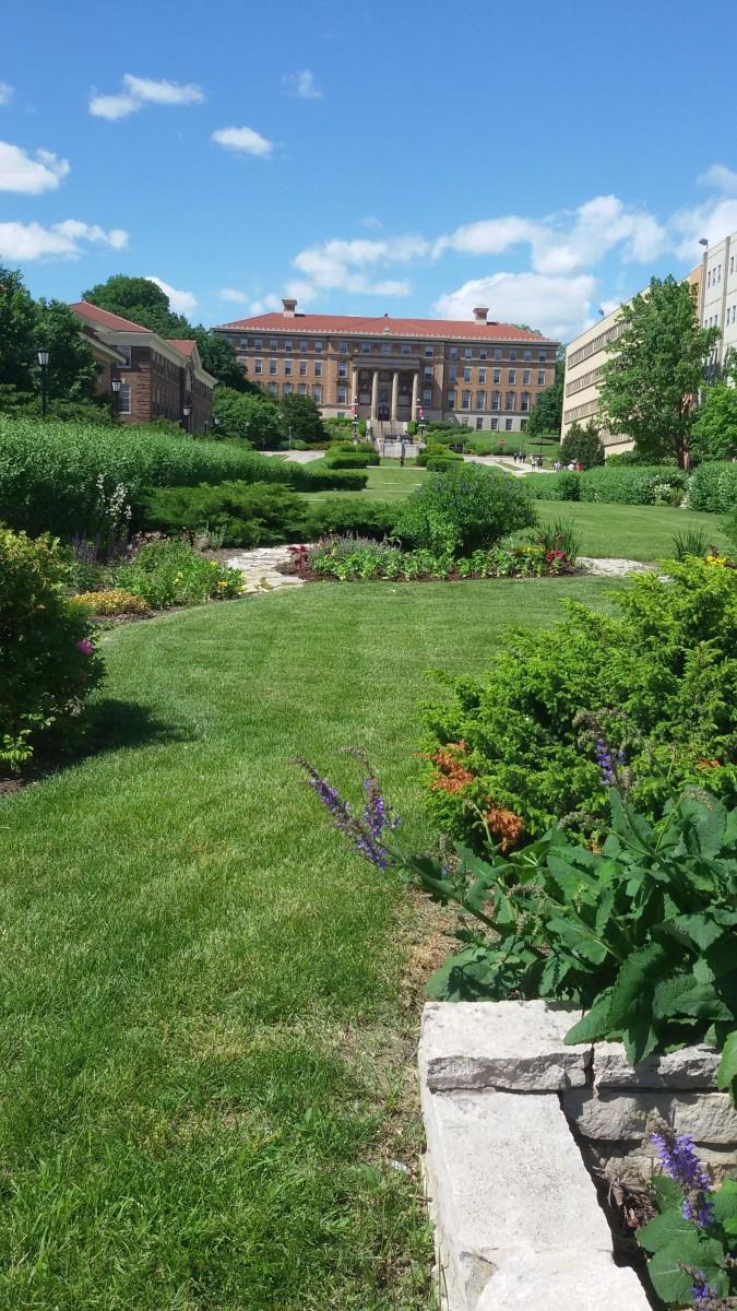 University of Wisconsin Campus
