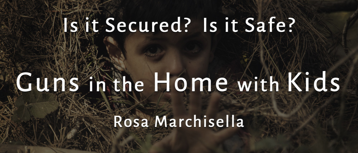Is It Secured? Is It Safe? (Guns in the Home With Kids)