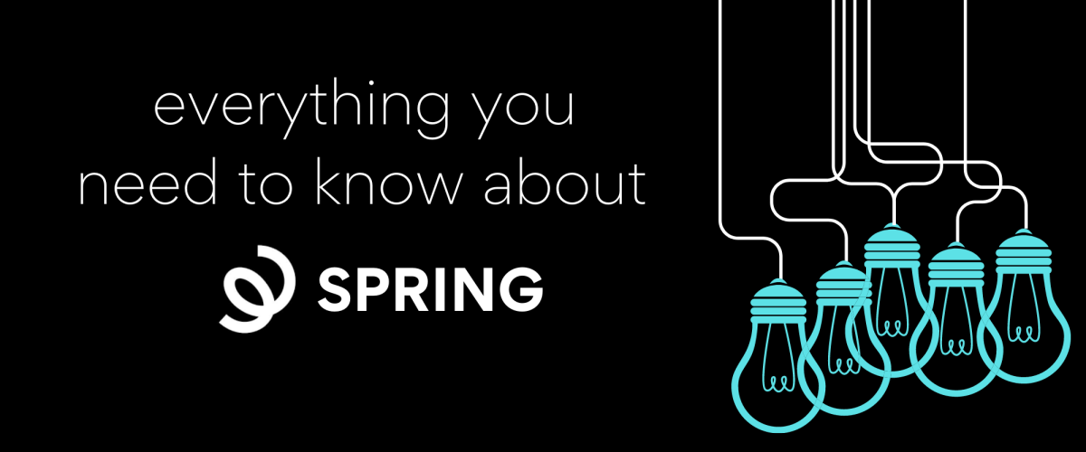 Side Hustle Idea #3: Spring