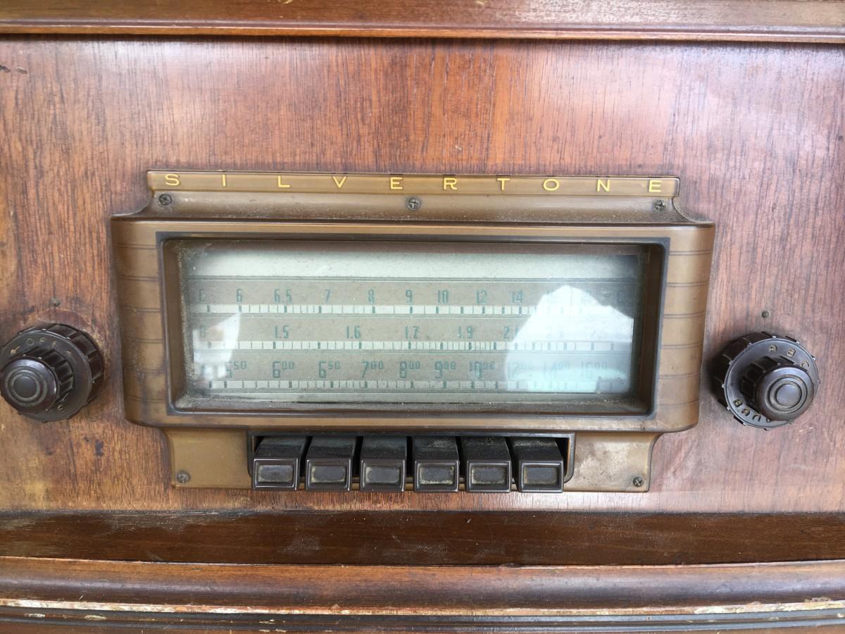 The original controls