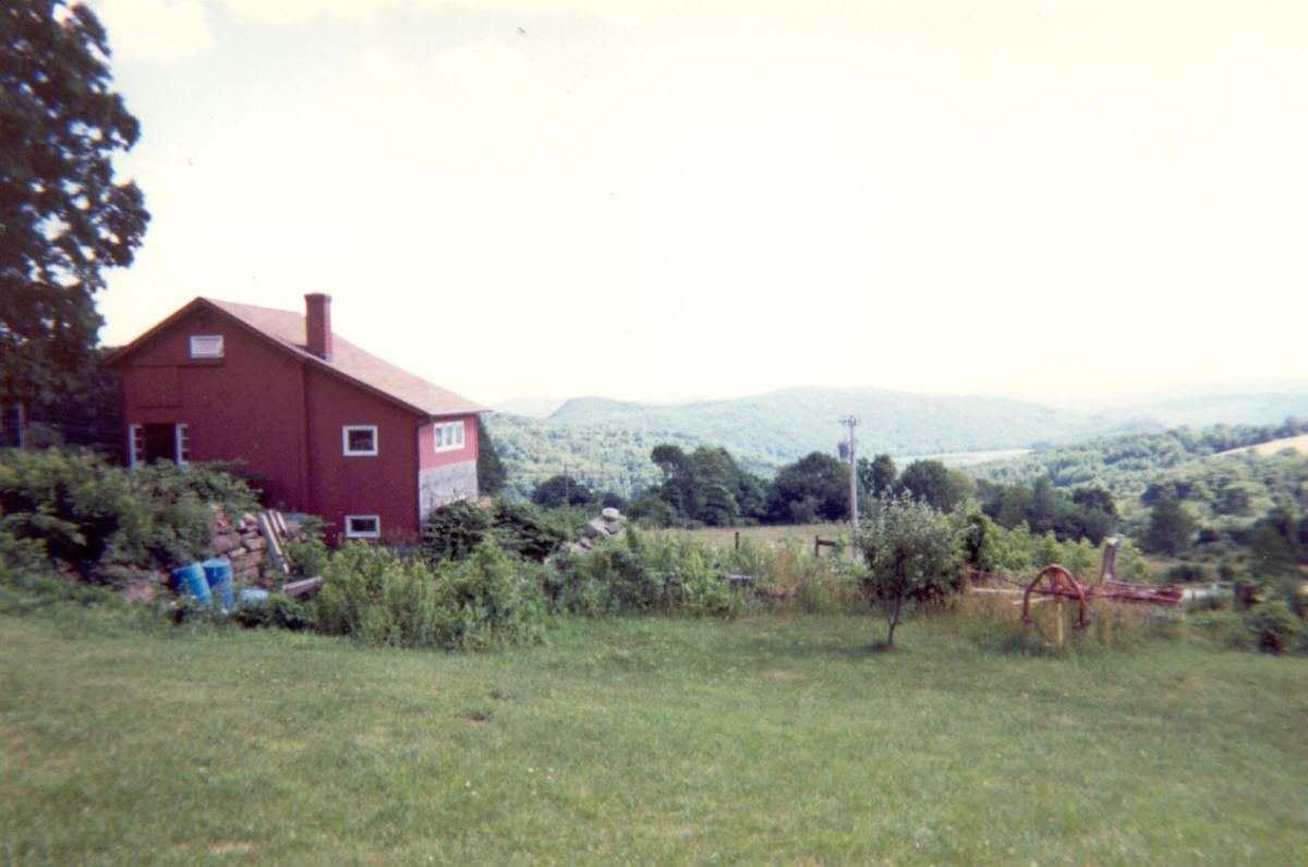 Property caretaking at a small farm in Connecticut