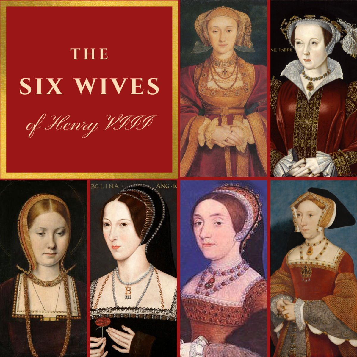 Henry VIII had six queens in, ahem, rapid succession