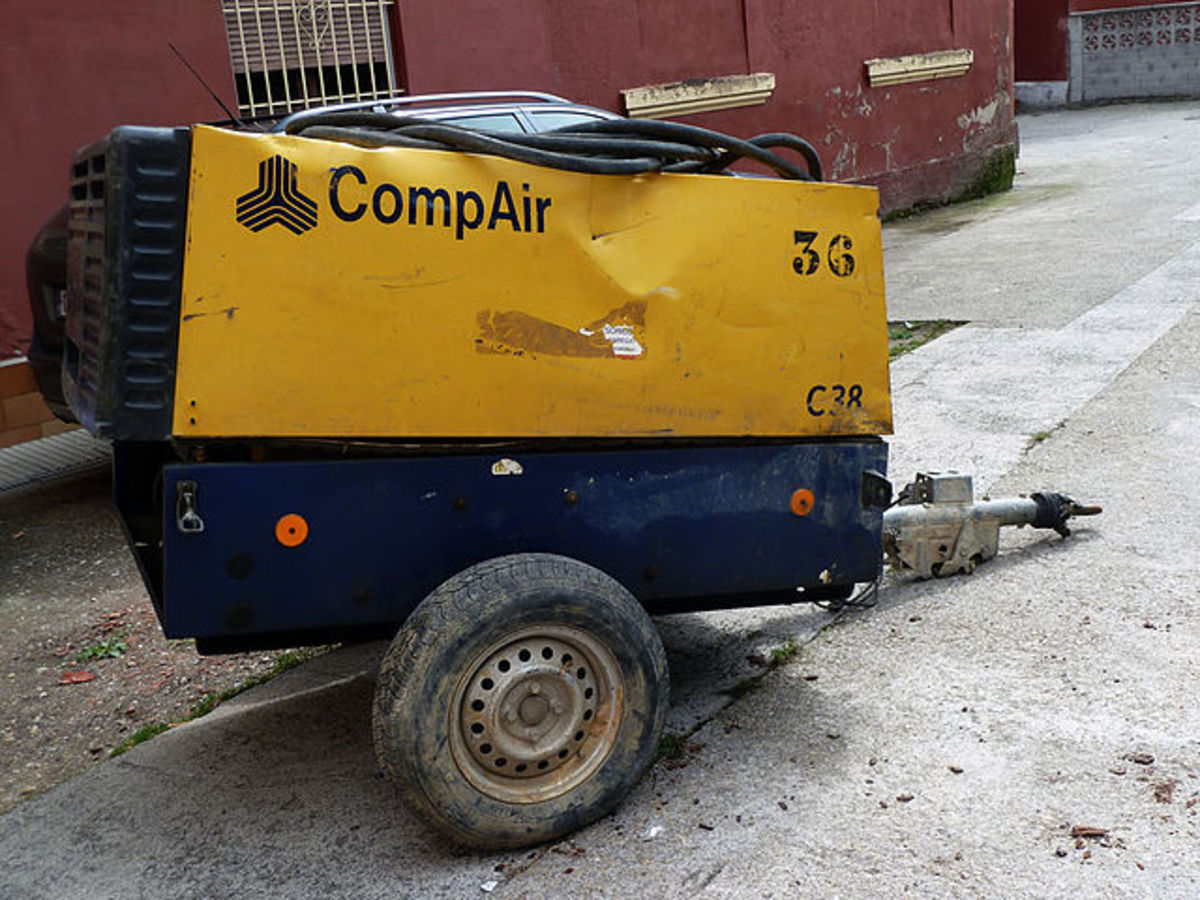 Why should you buy an air compressor?