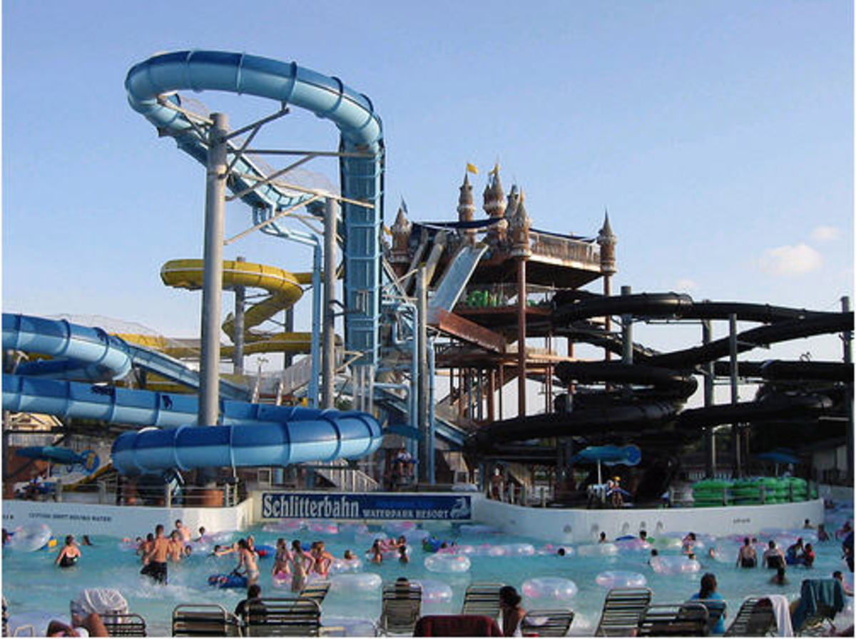 best water park in America