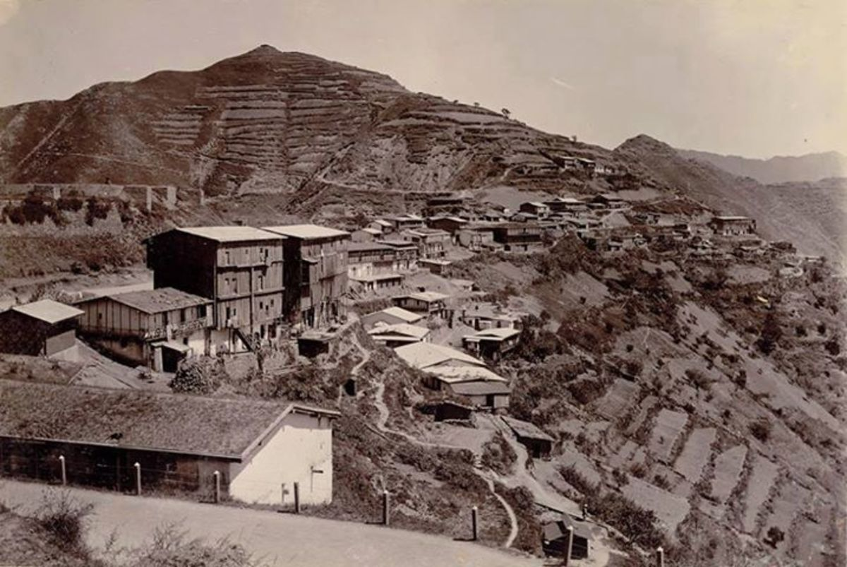 Sanjauli in 1890's.