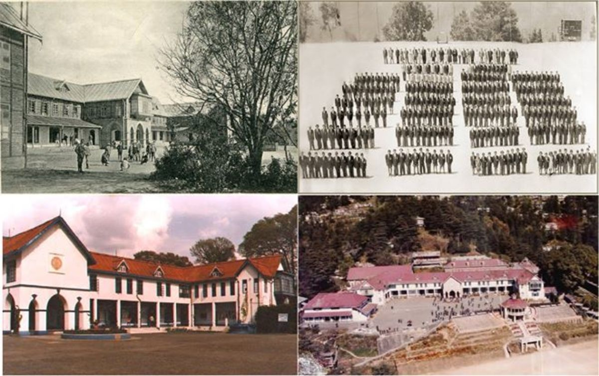 The Bishop Cotton School Shimla, founded in 28th July, 1859