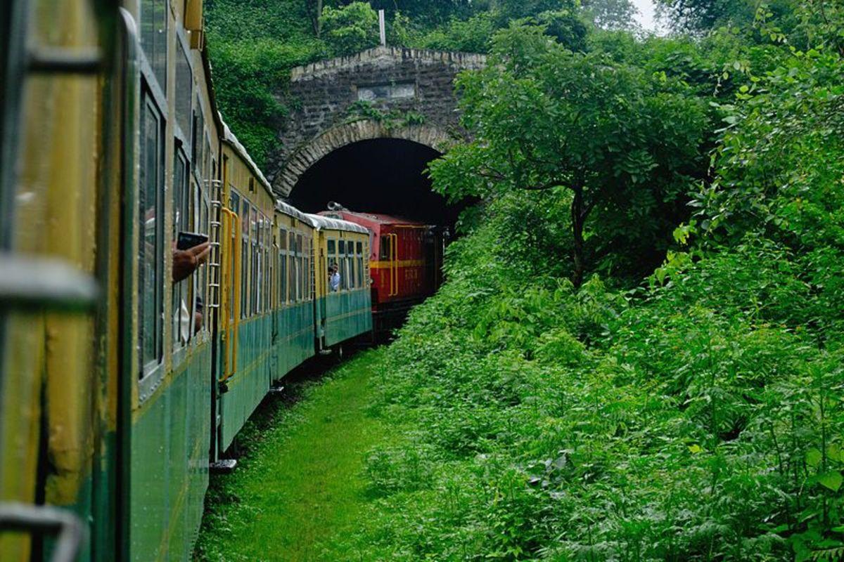 World Heritage Train Track