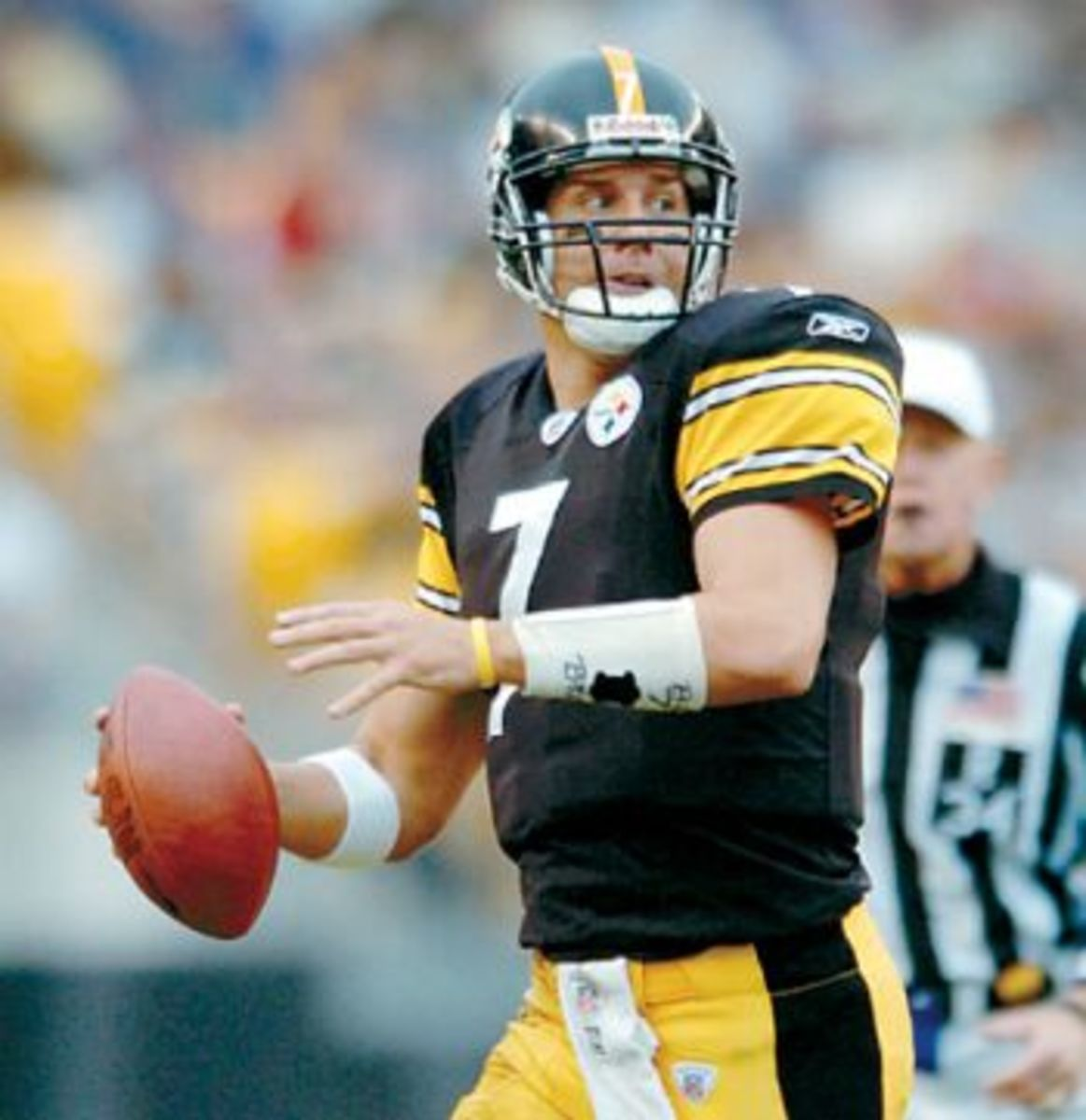 Ben Roethlisberger: An Athlete's Athlete