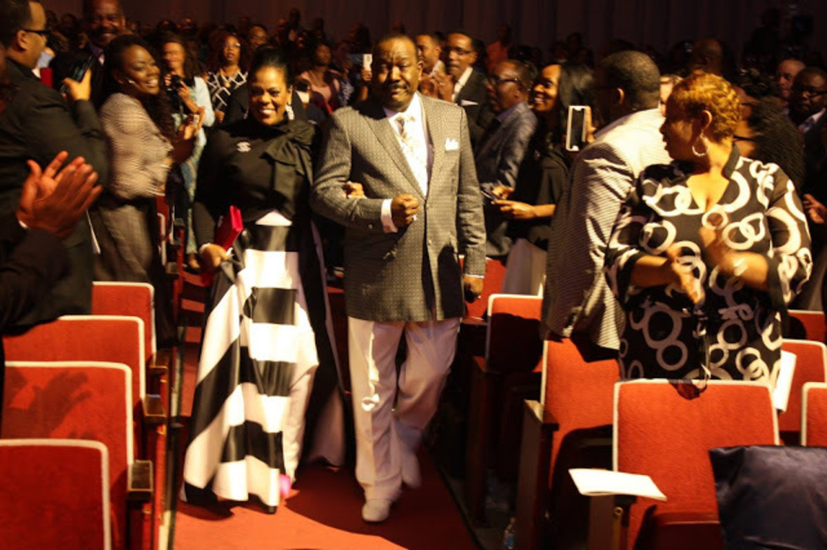 First Lady Focus Is a New Church Trend