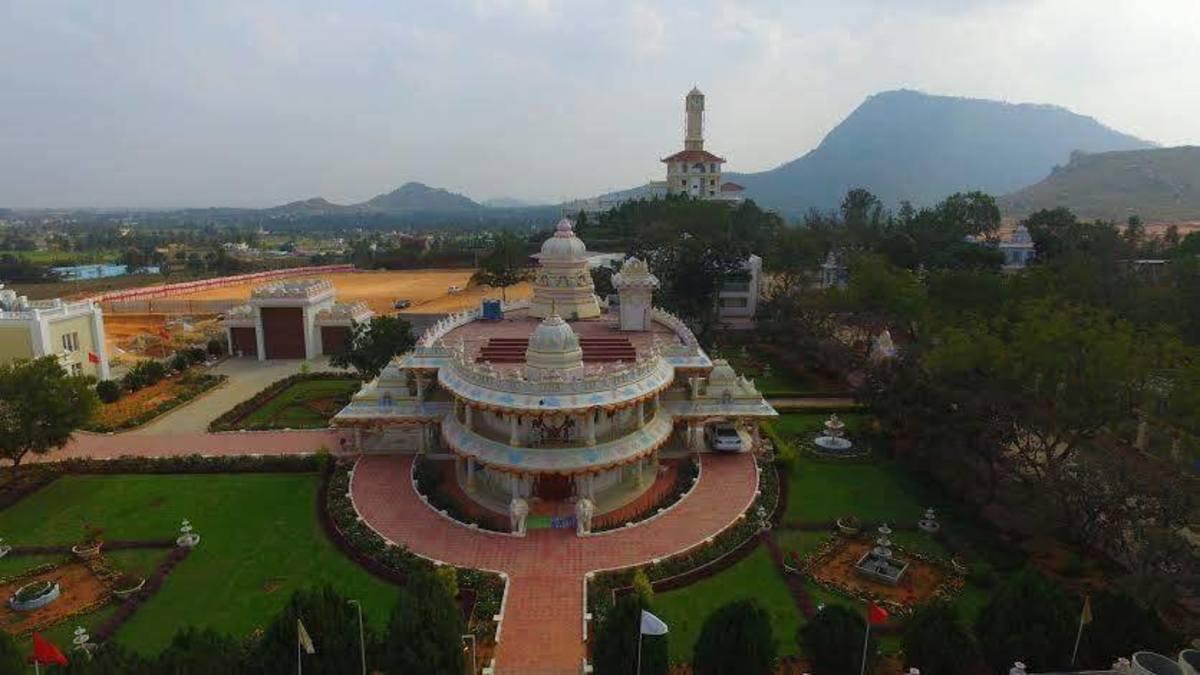 'Prem Deep' and 'Sri Sathya Sai Anandam' - Muddenahalli