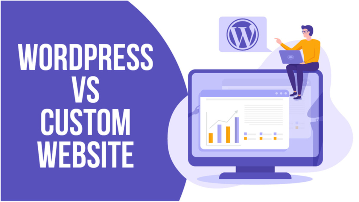 Using a WordPress Website vs. Creating a Custom One