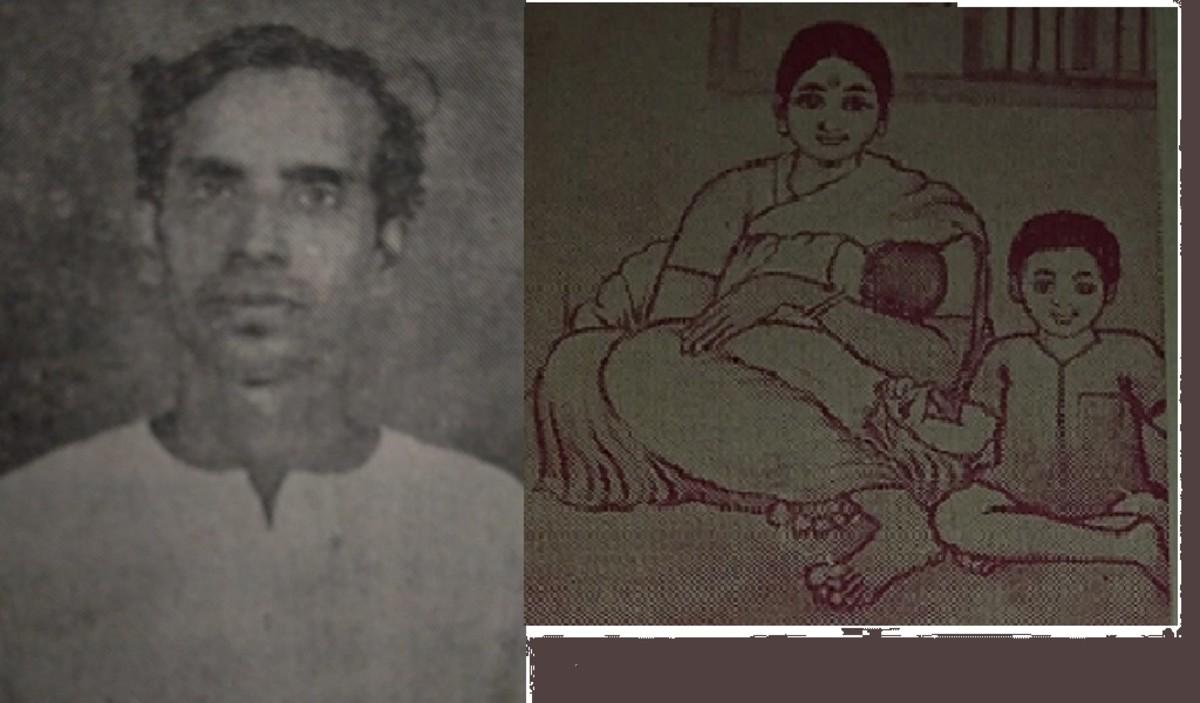 Vague remains of my parents' images
