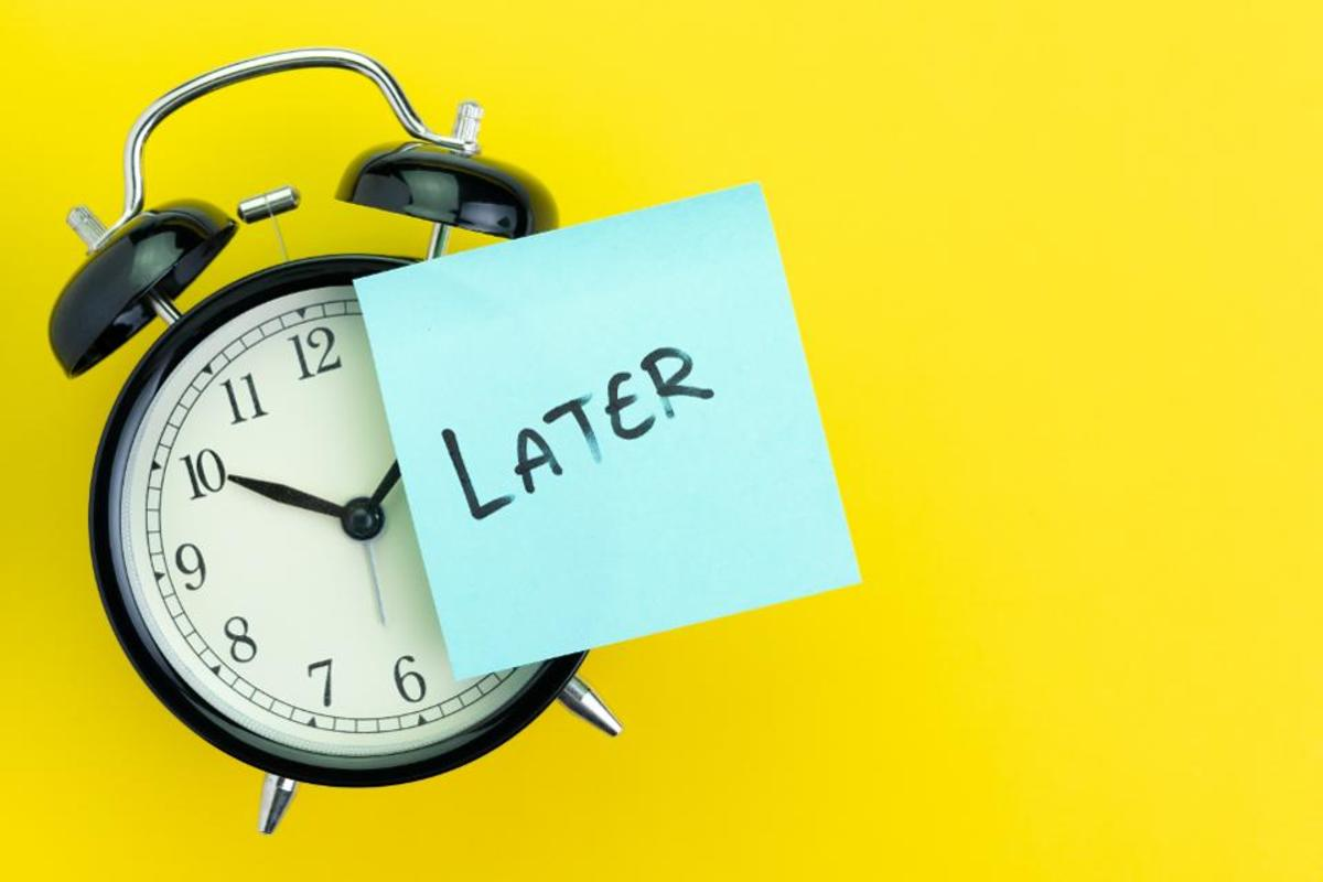 Do You Really Want To Overcome Your Procrastination Habit?