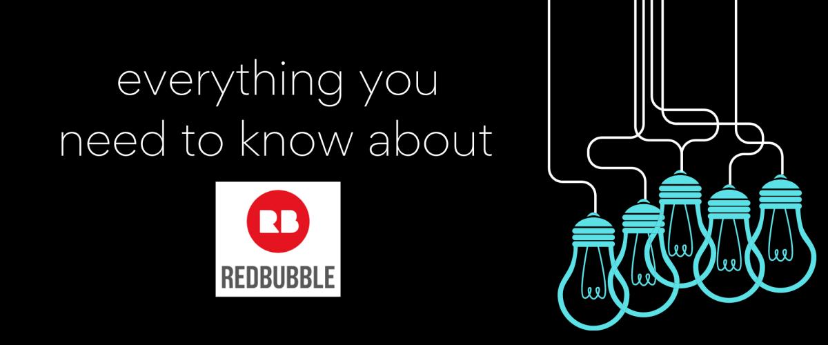Side Hustle Idea #4: Redbubble