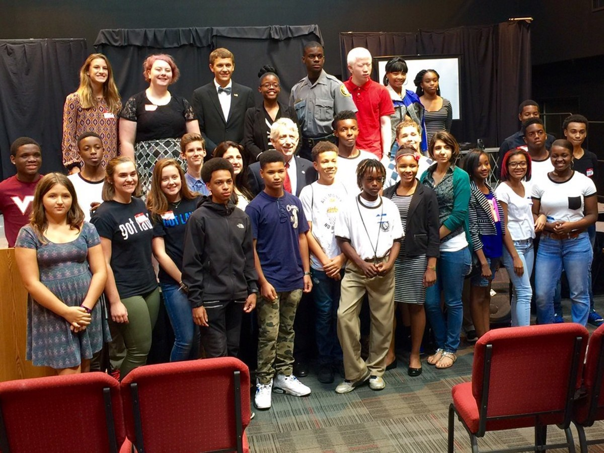 """""""Future Leaders Diversity and Inclusion Youth Summit - FBI Norfolk"""""""