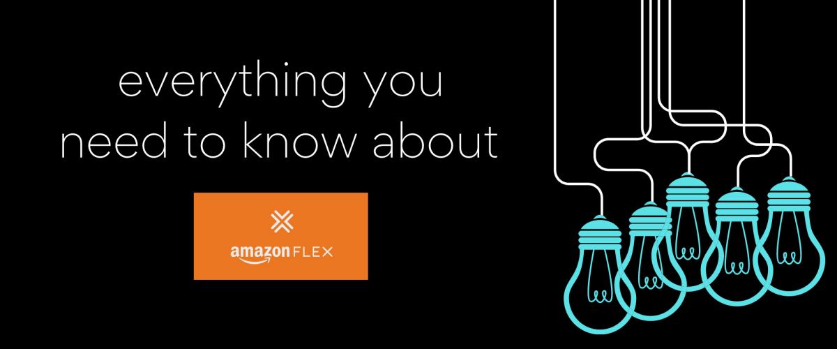 Side Hustle Idea #5: Amazon Flex