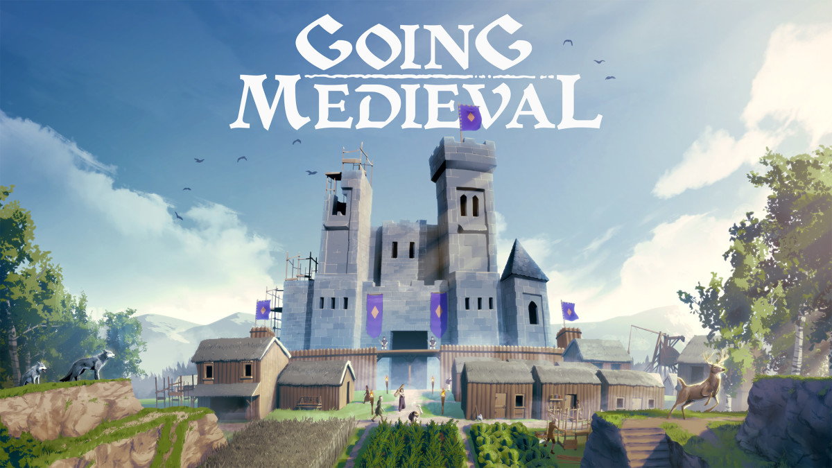 Going Medieval: Character Backgrounds