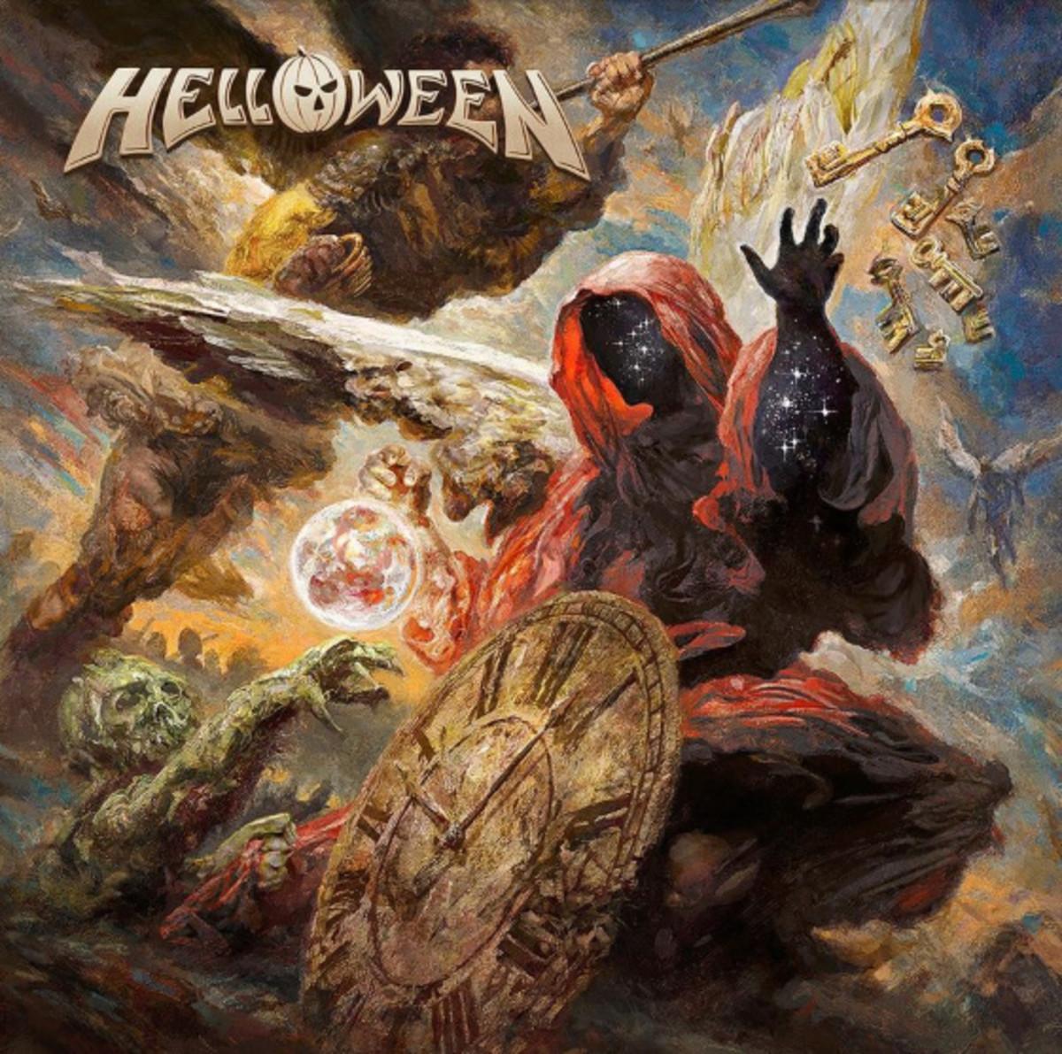 """""""Helloween""""(2021) album cover"""