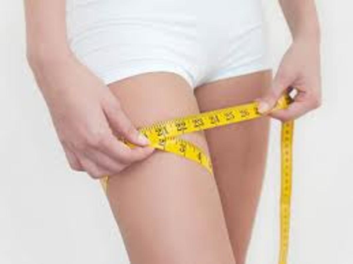 make thighs thinner