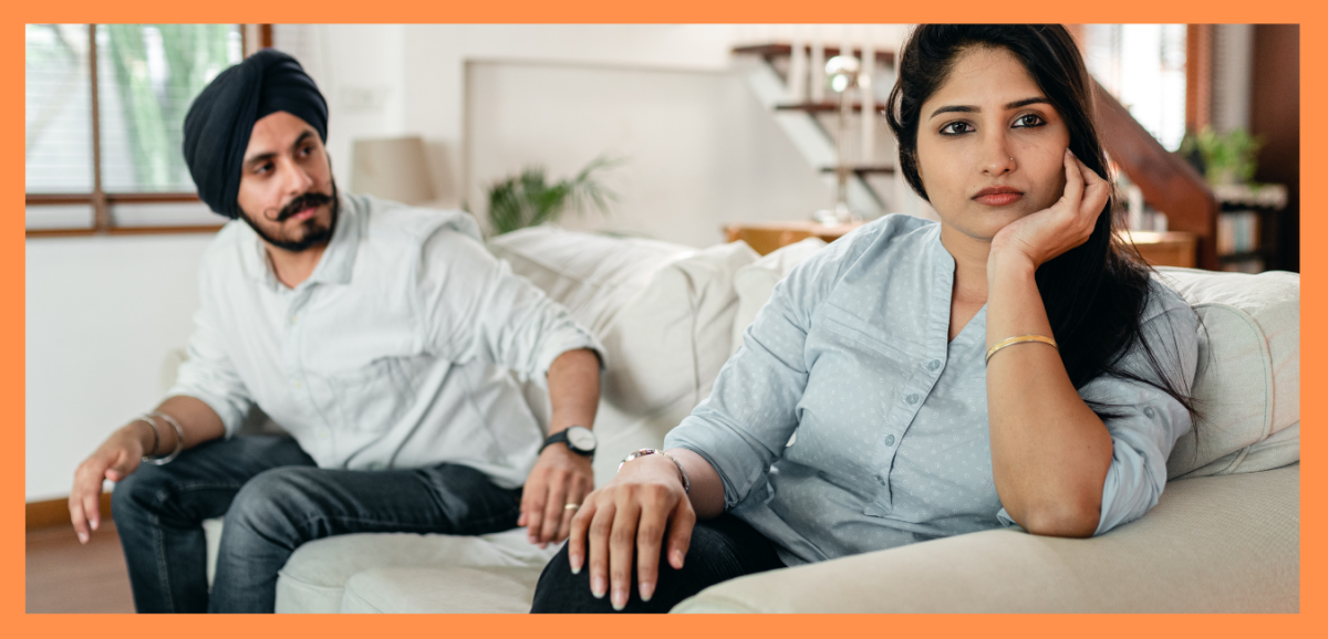 Problems With Marital Adjustment