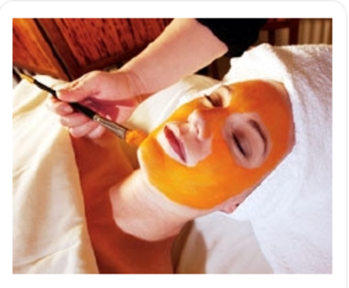 Fresh Pumpkin Can Benefit Your Skin In Numerous Ways - Pumpkin Home Facial Mask Recipes