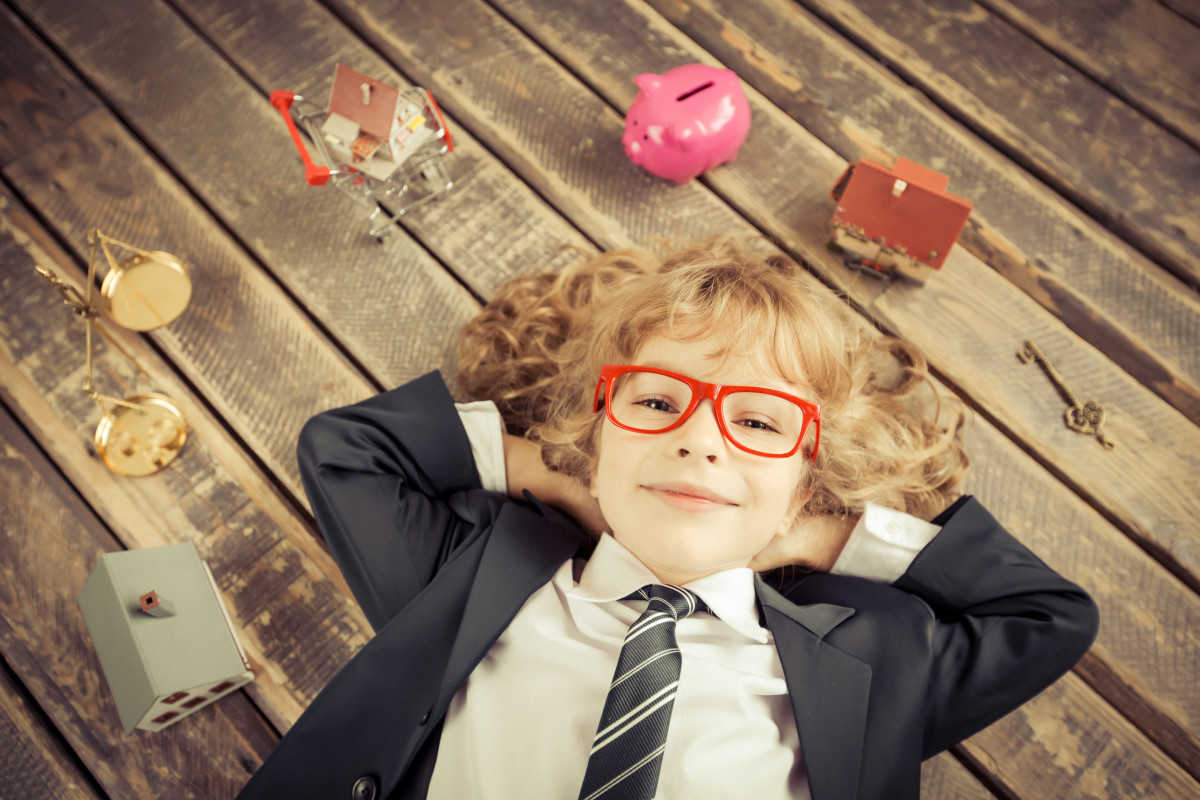 9 Ways to Inspire Your Kids to Think Like an Entrepreneur