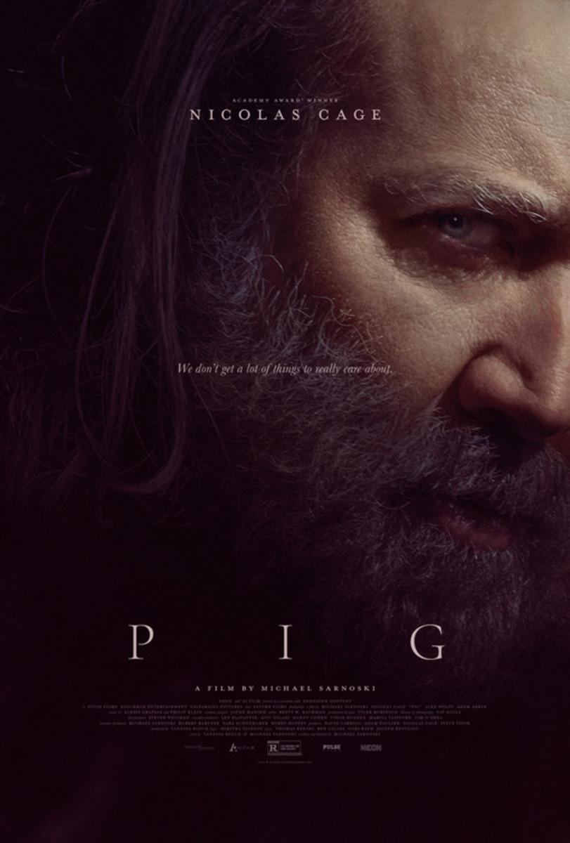 Pig (2021) Movie Review