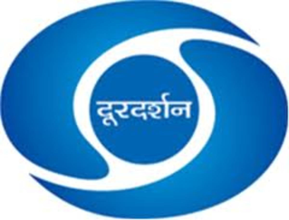 The most famous symbol  on TV screens in India