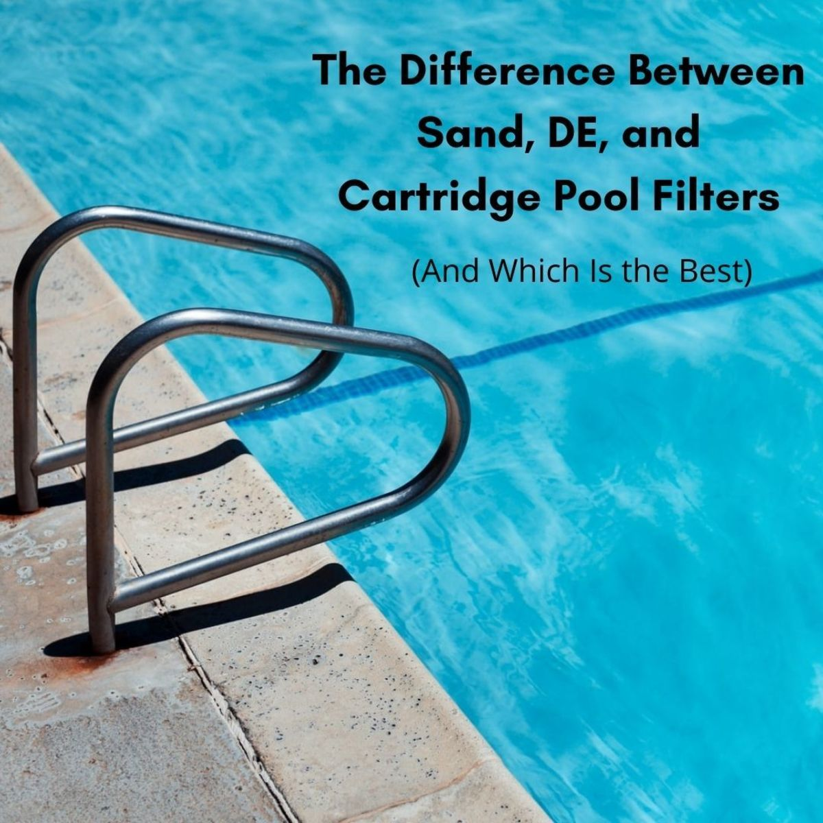 The best pool filter depends on what kind of pool you have.