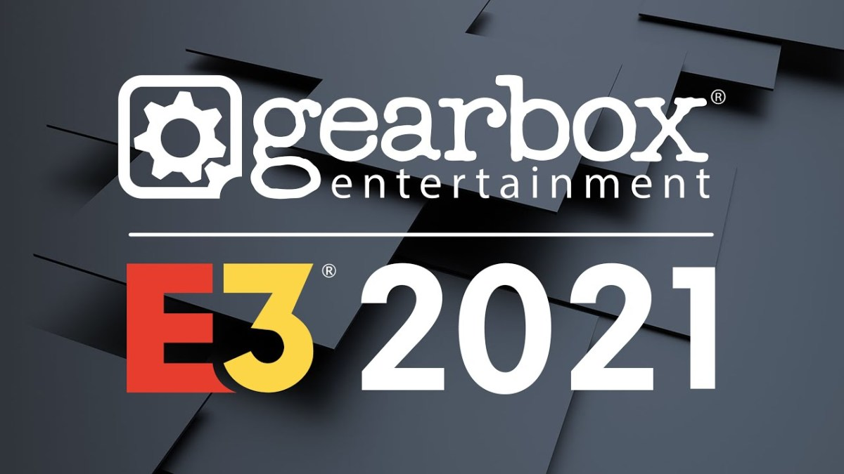 GearBox's E3 Poster