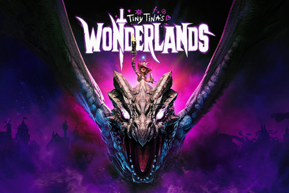 Man I hope Tiny Tina's Wonderlands is as cool as this trailer looks.