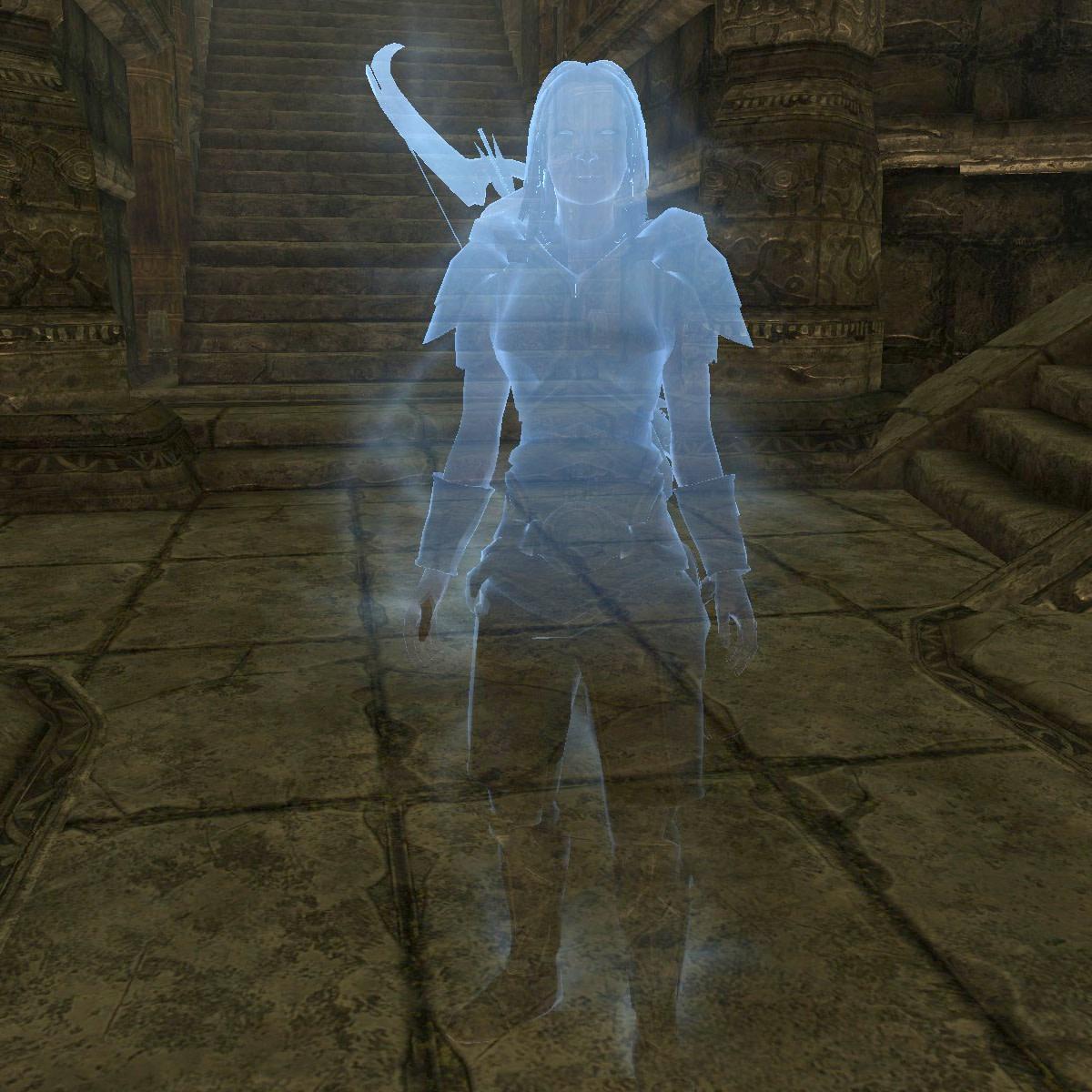 Katria from Elder Scrolls 5 Skyrim