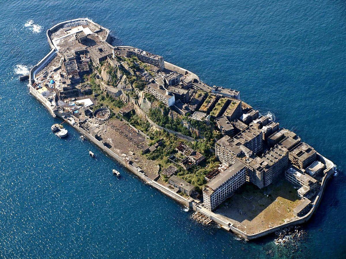 The Fascinating Secrets of Hashima Island