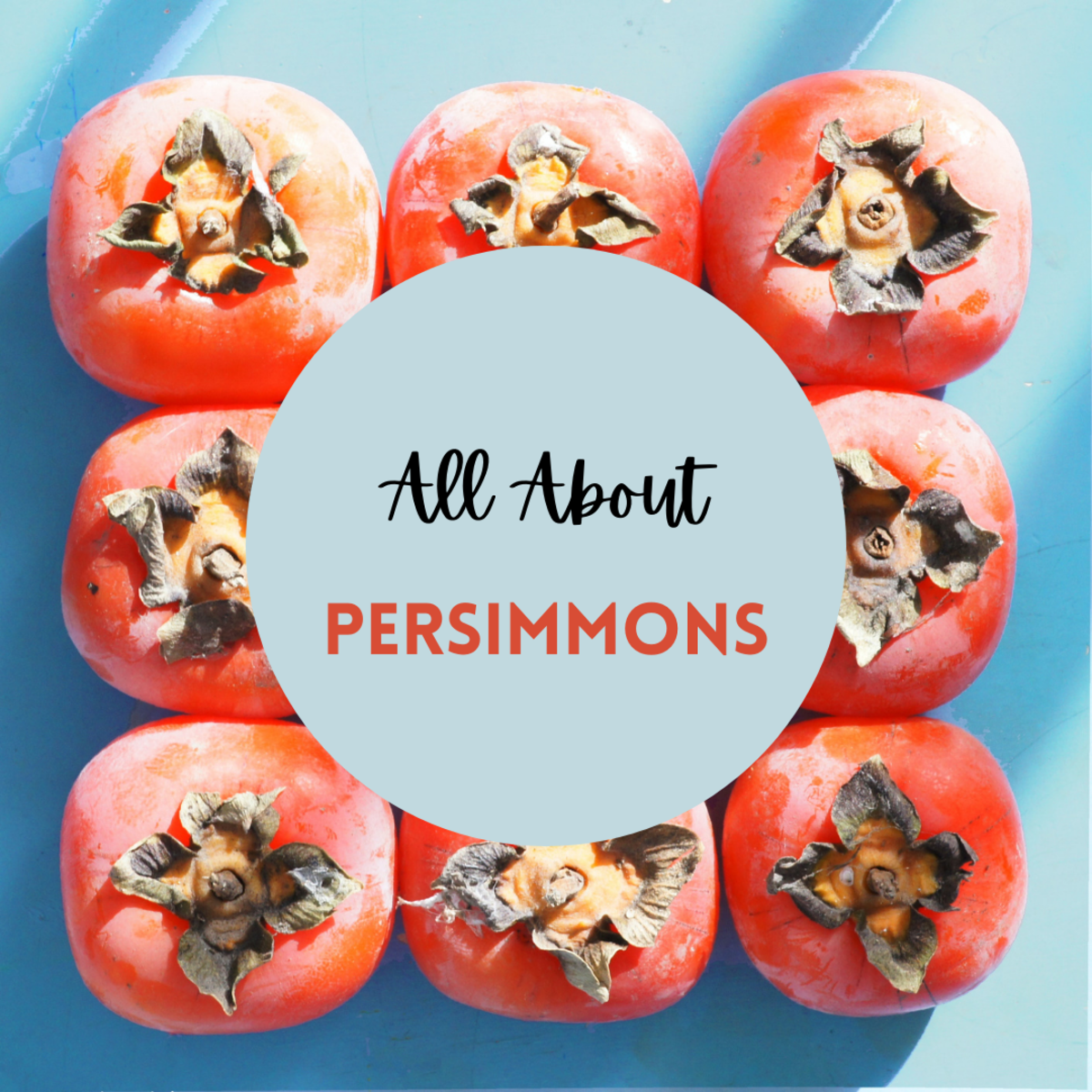 When not completely ripe, persimmons can have a strange mouthfeel.