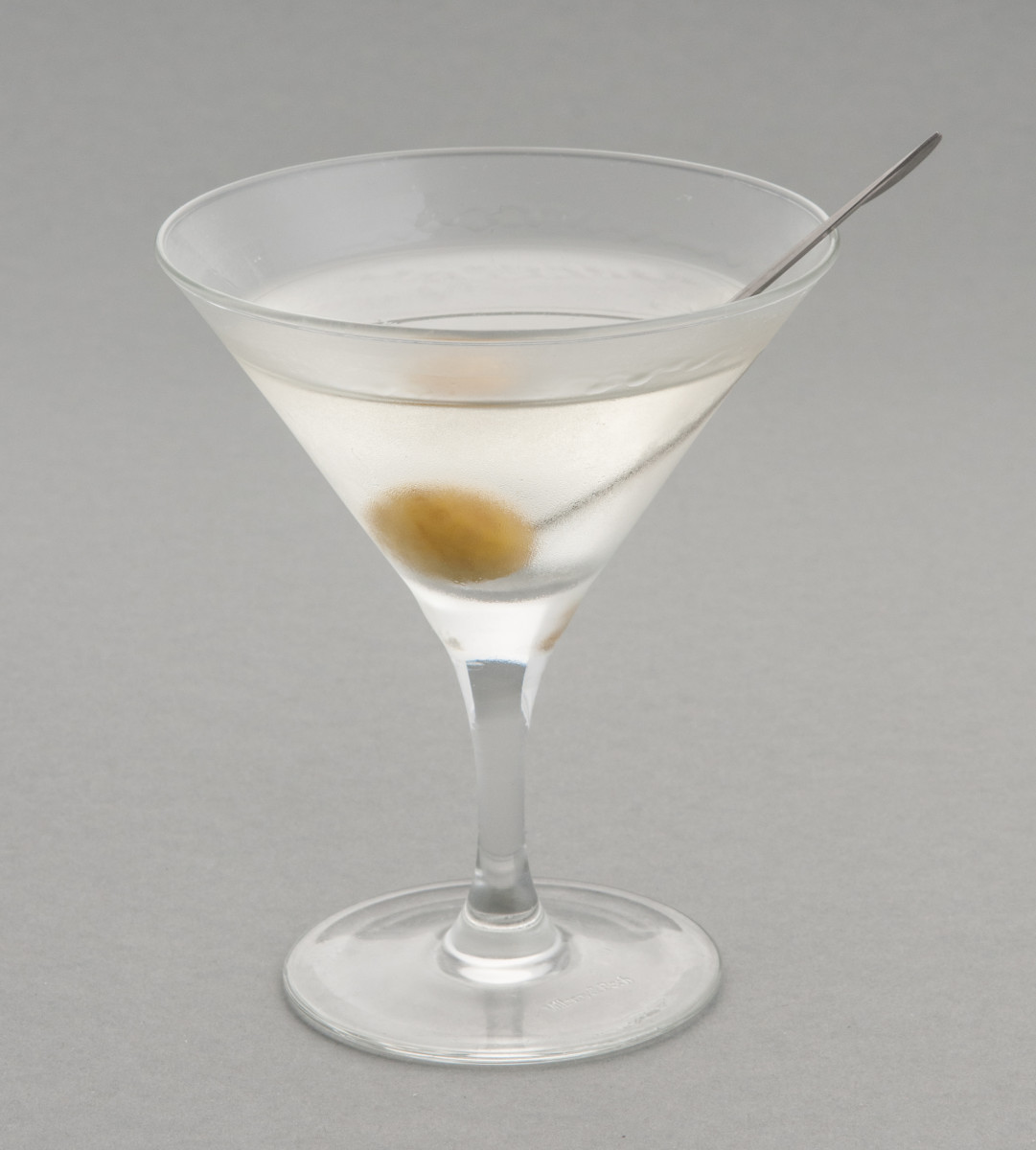 How to Mix a Great Martini