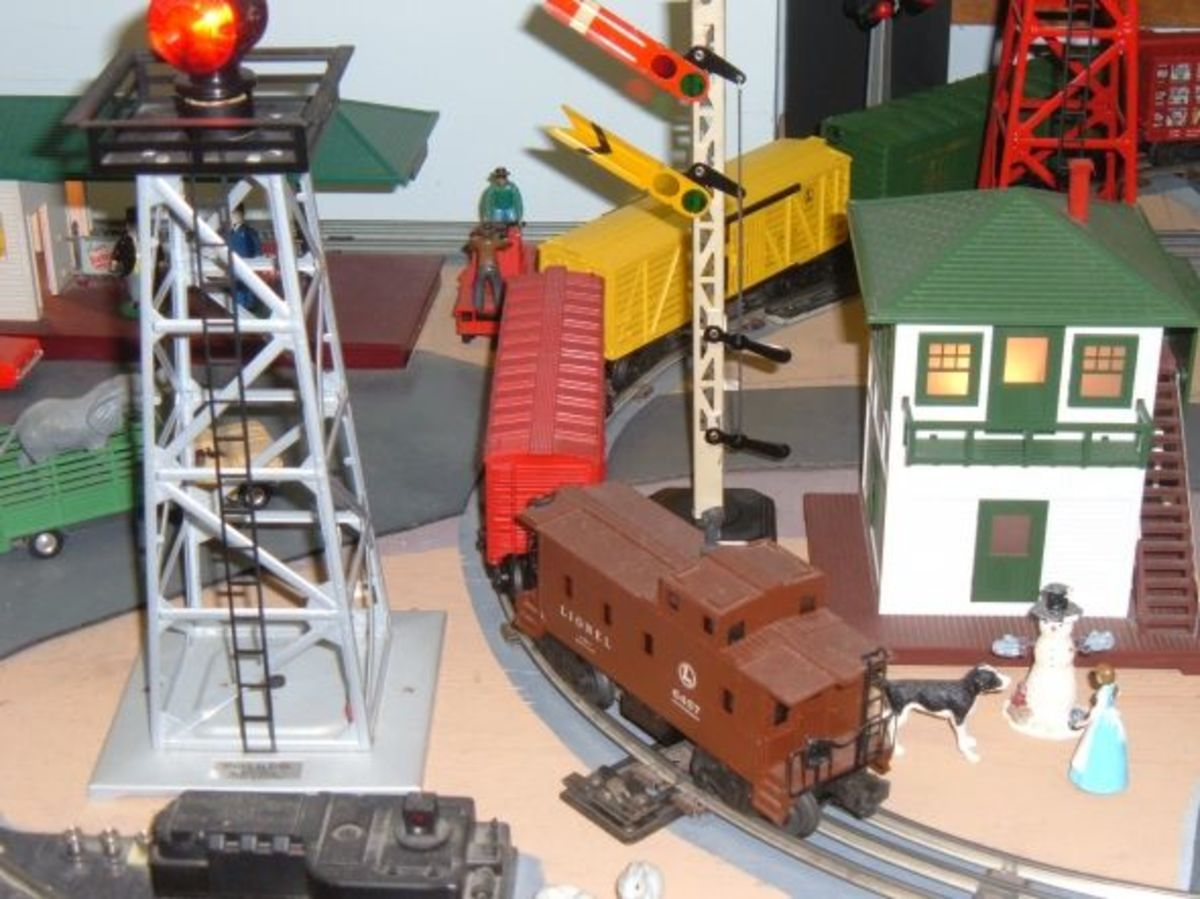 Collecting Lionel Trains 8