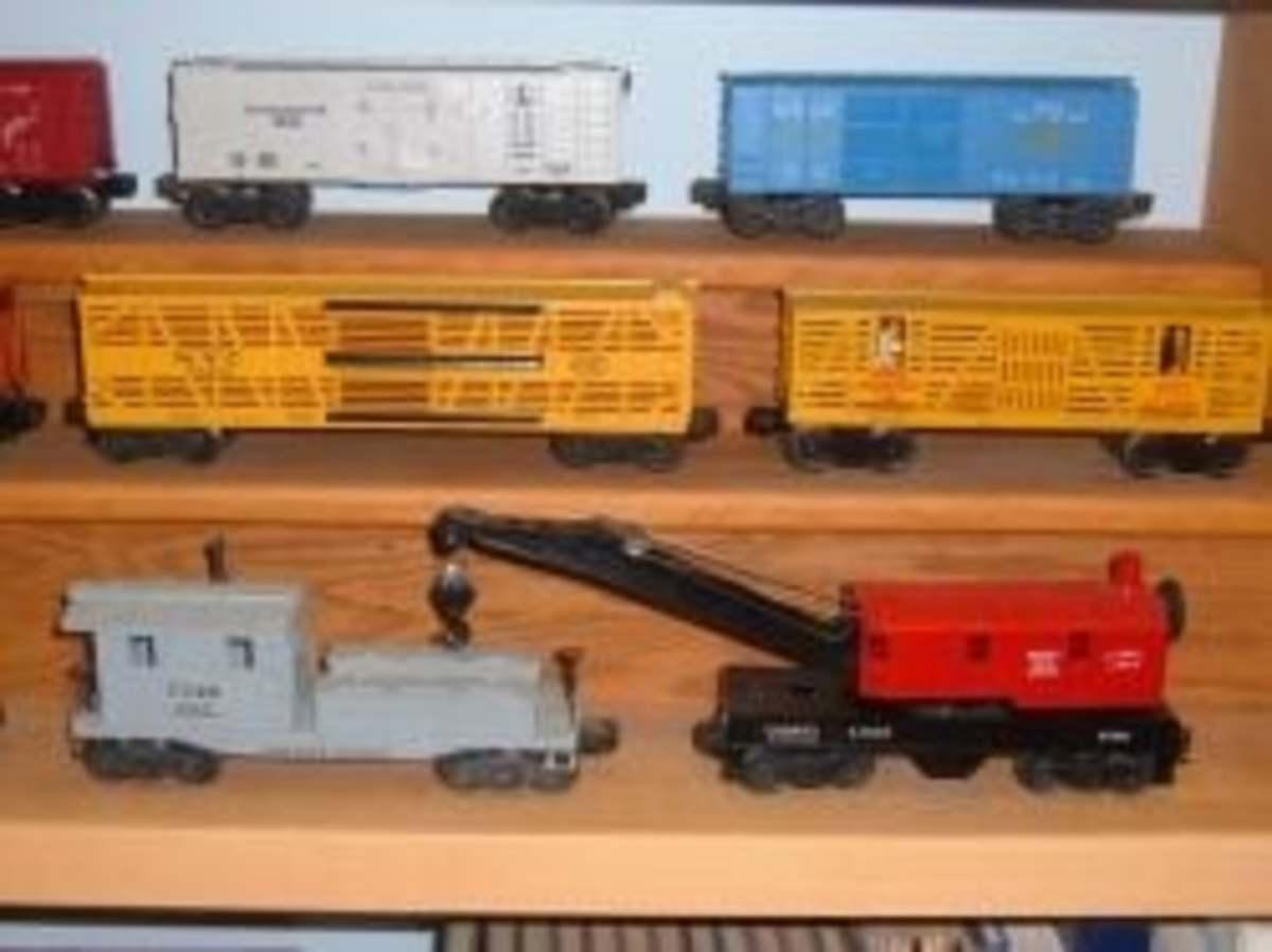 Lionel Toy Trains