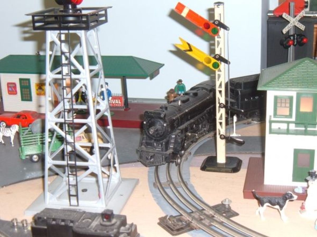 Collecting Lionel Trains 10