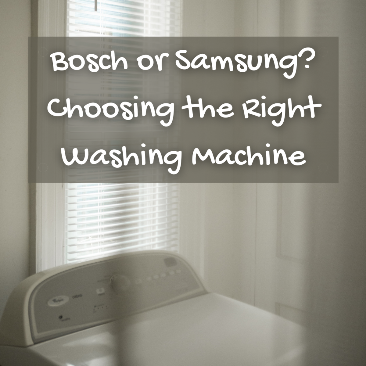 Learn about the qualities and features that make Samsung washing machines desirable.