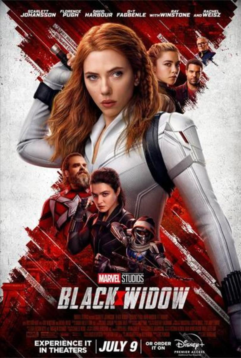 The promotional and theatrical release poster for the 2021 release.