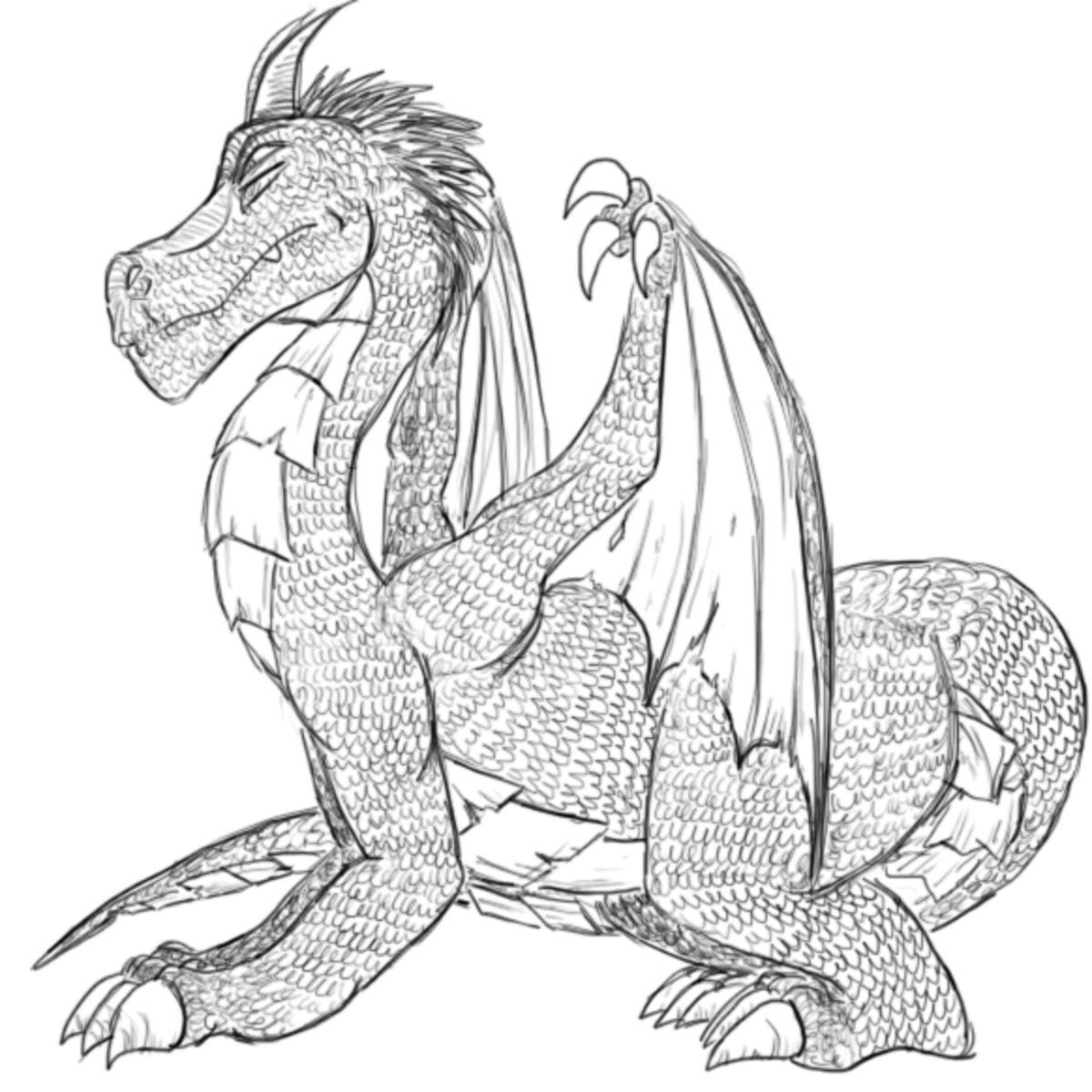 how-to-draw-fantasy-dragons