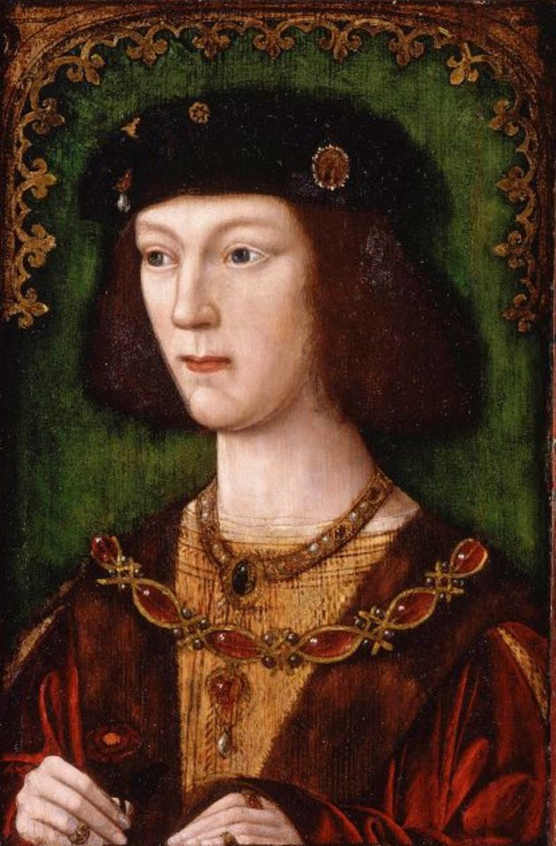 King Henry VIII's 1536 Jousting Accident