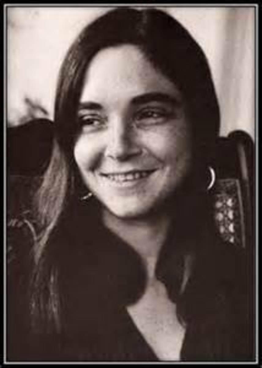 Adrienne Rich (circa 1970s)