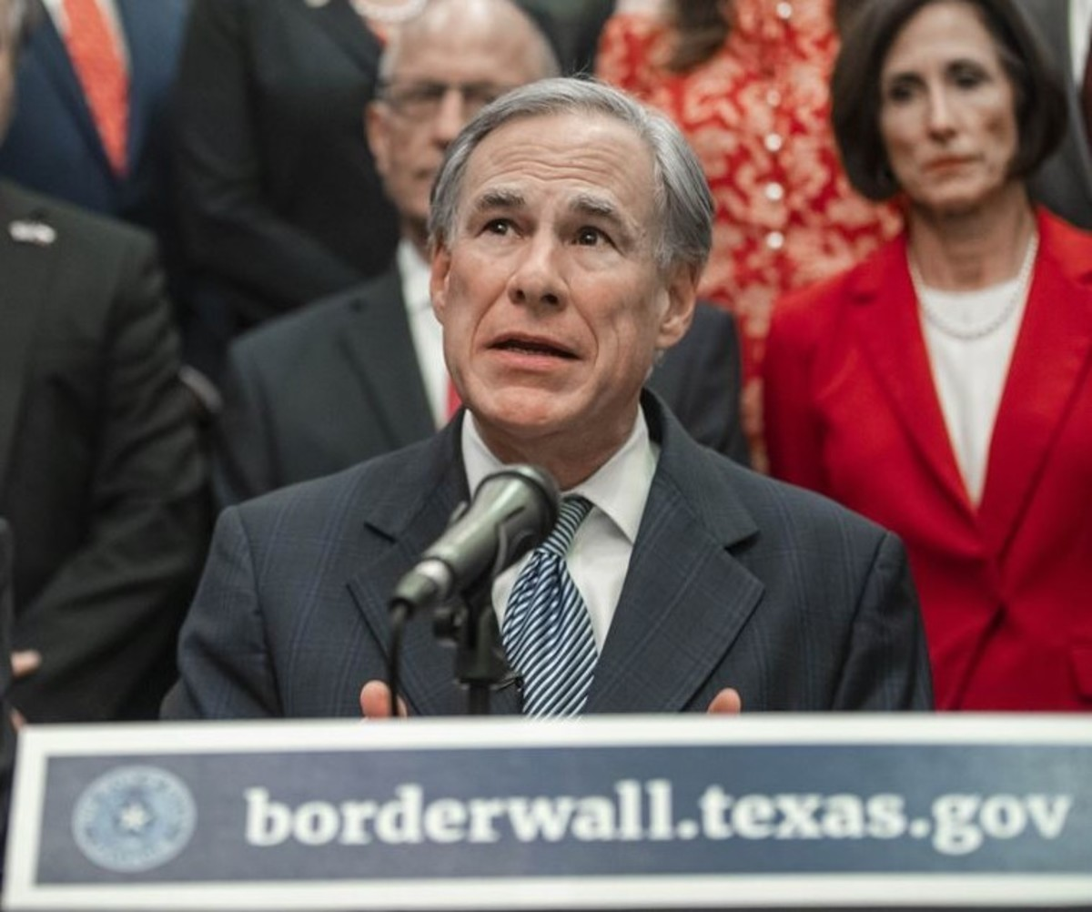 Gov. Abbott of Texas