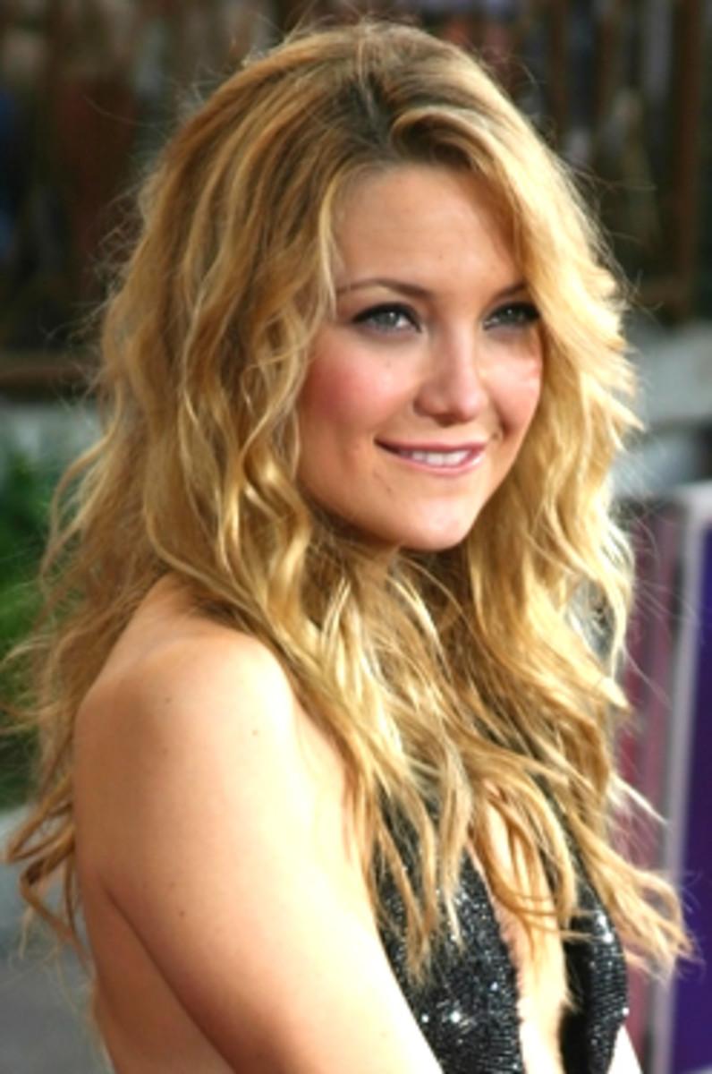 Long Loose Curls Hairstyles 2012 for Medium Length Hair