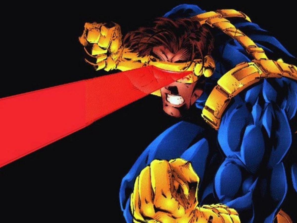 Cyclops is the leader of X-Men Blue