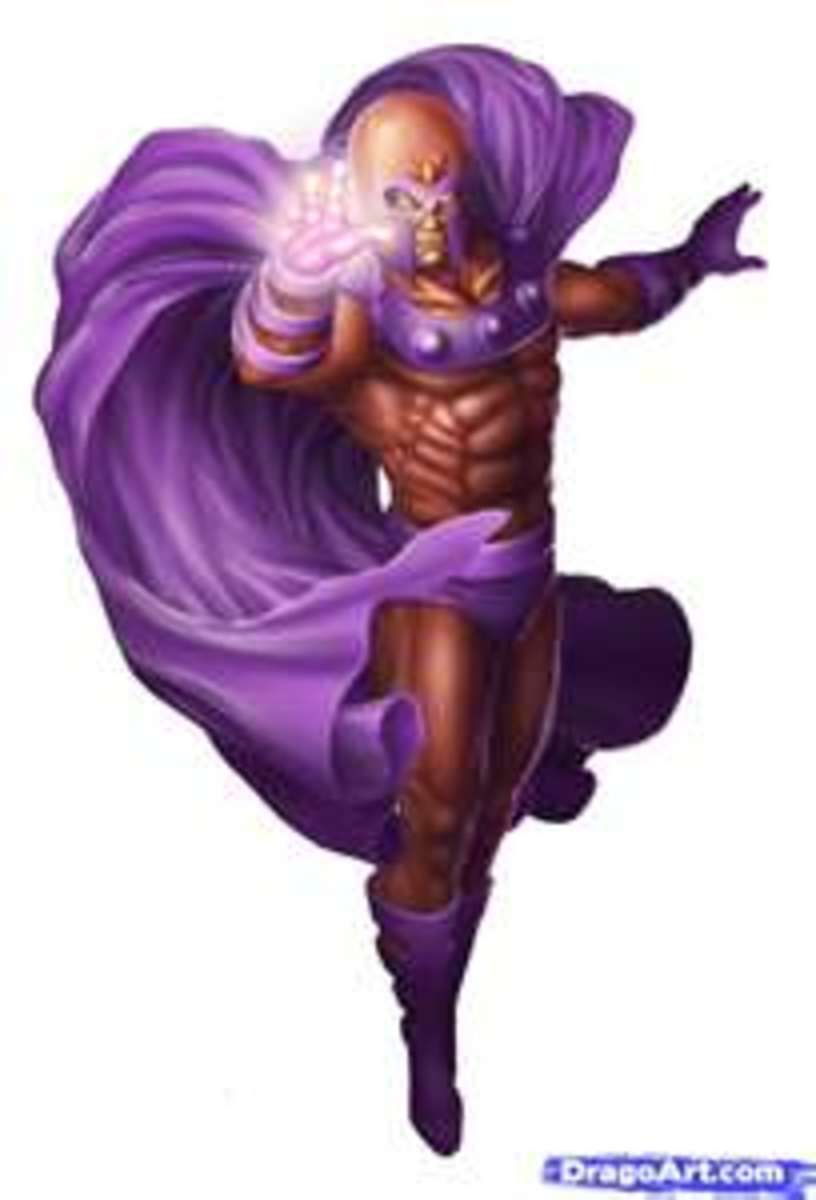 Magneto has been bith friend and foe to the X-men.