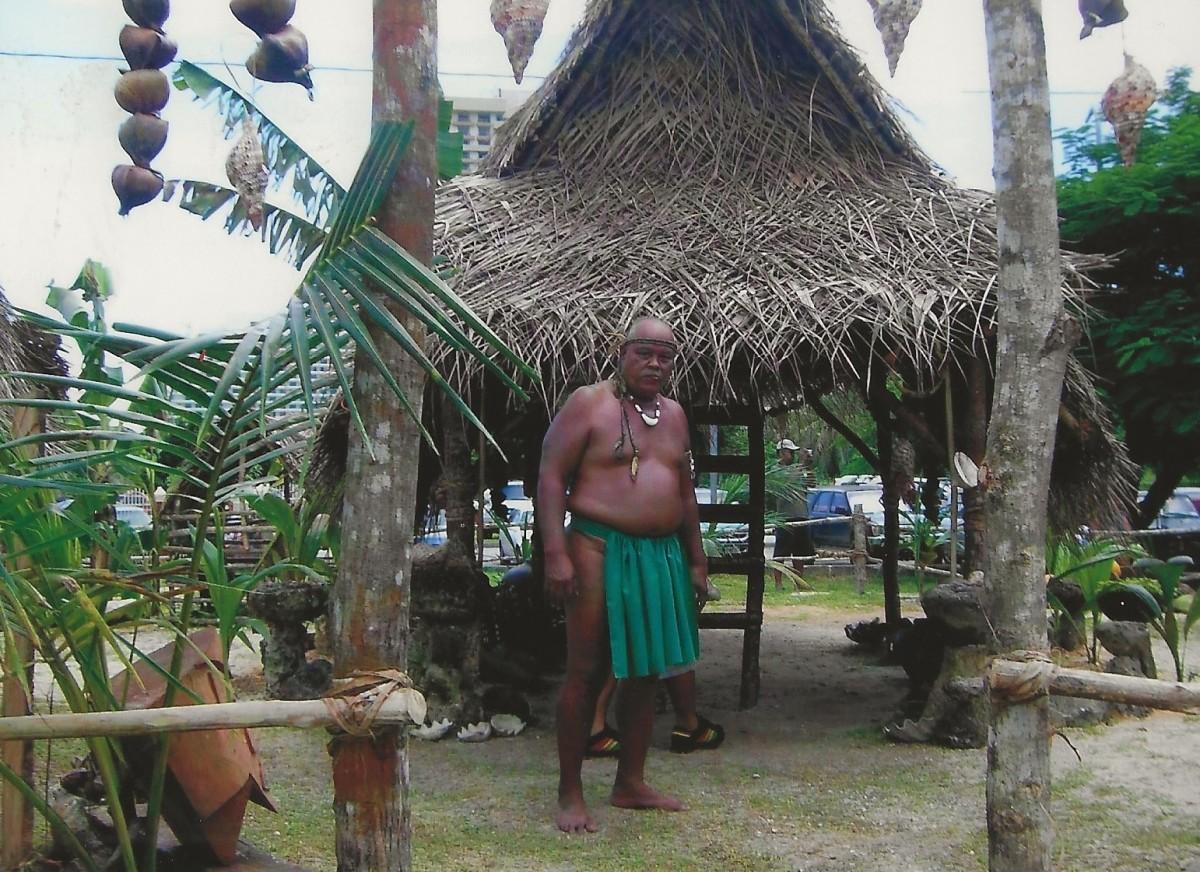 Chamorro Story Teller