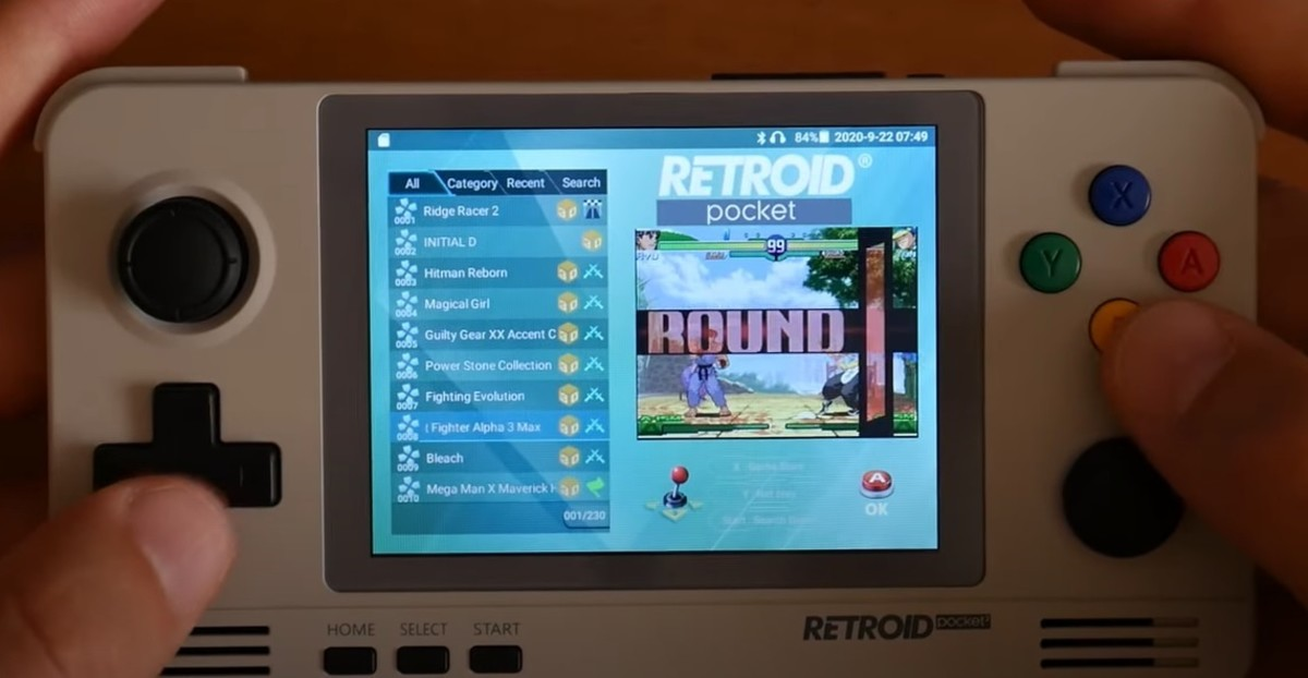 Retroid OS