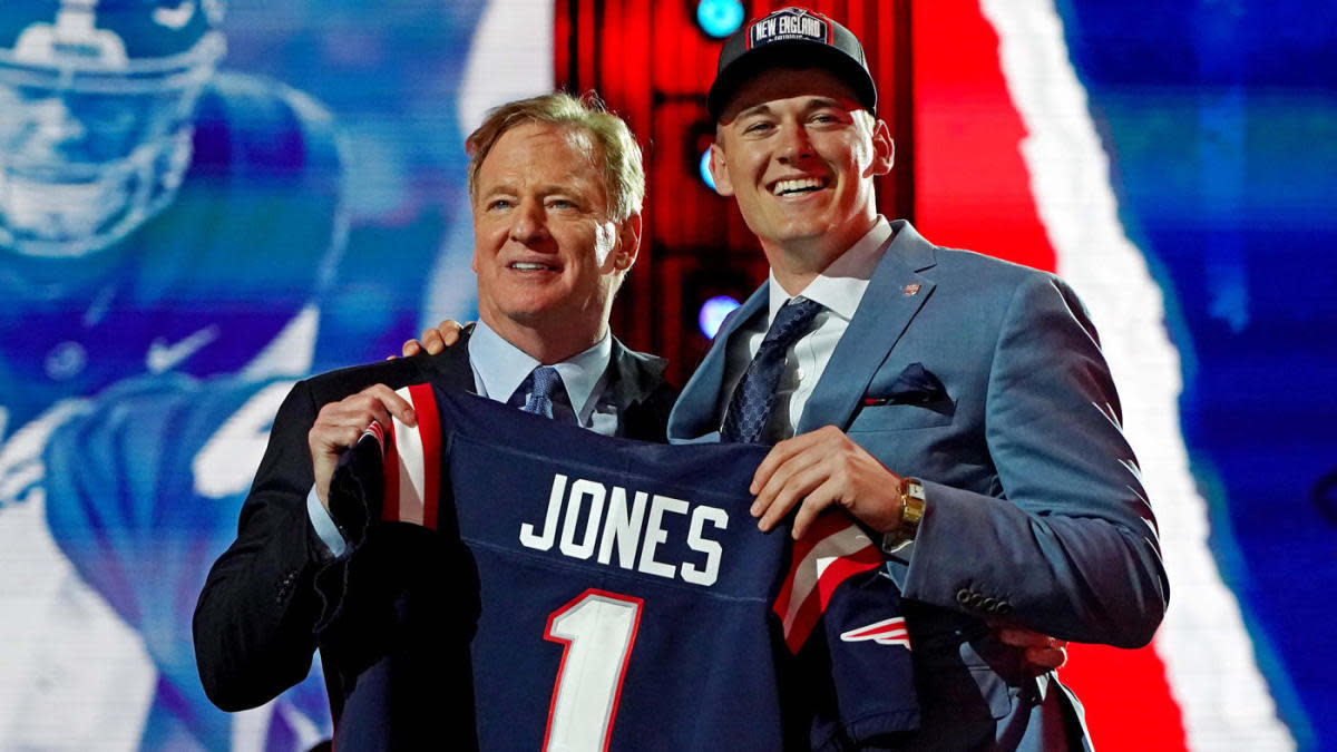 Why Mac Jones was the wrong pick for the Patriots